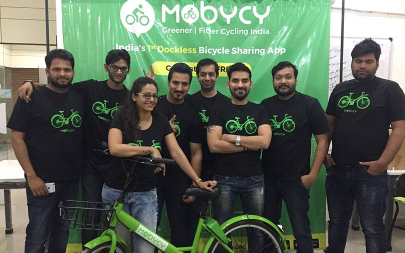 Bike-sharing startup Mobycy gets angel funding