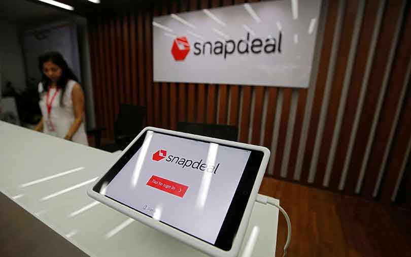 Snapdeal's FY18 loss narrows sharply but revenue more than halves
