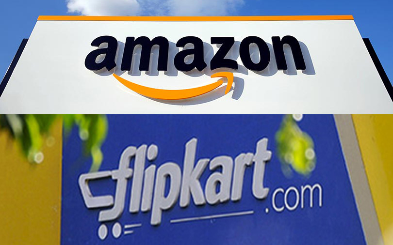 Amazon versus Flipkart: Who is winning this year's festive season sale?