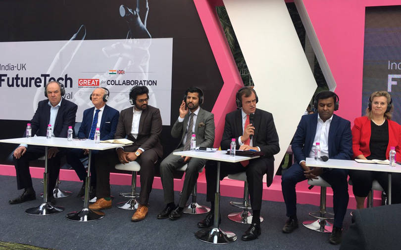 India, UK govts co-host tech event; startup fund in the works