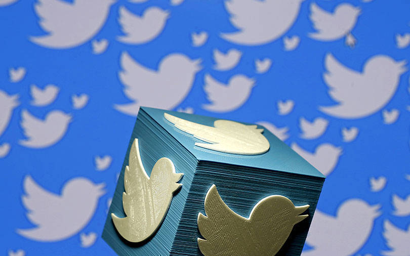 Twitter probes possible hacking as shares tumble