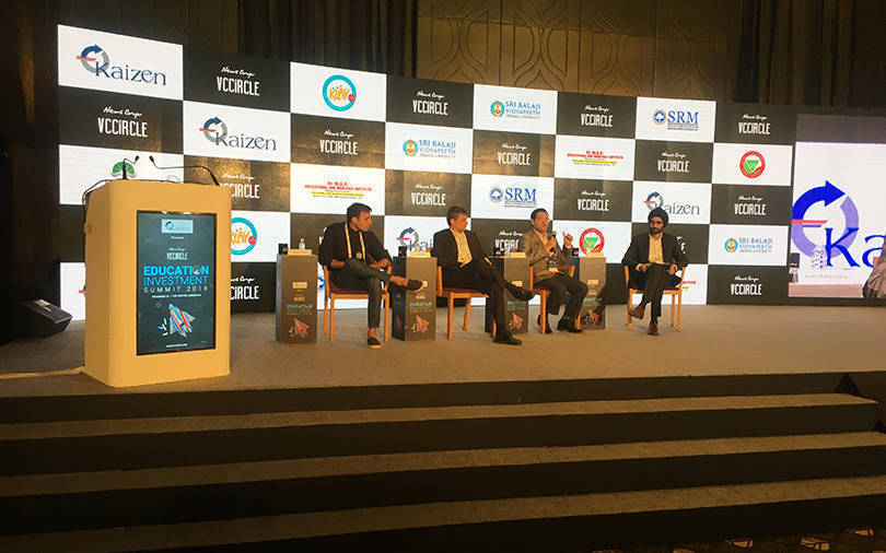 E-learning bringing personalised services to education: Panellists at VCCircle summit