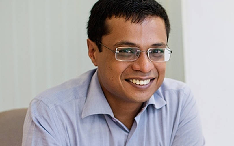 Six months after exiting Flipkart, Sachin Bansal launches new venture