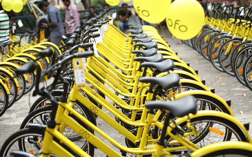 Why bike-sharing firm Ofo's dramatic fall should serve as a cautionary tale