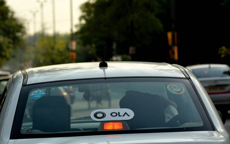 Ride-hailing firm Ola looks to diversify into NBFC segment
