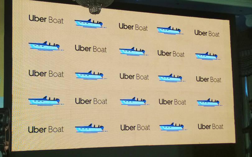 Uber starts pilot speedboat service in Mumbai