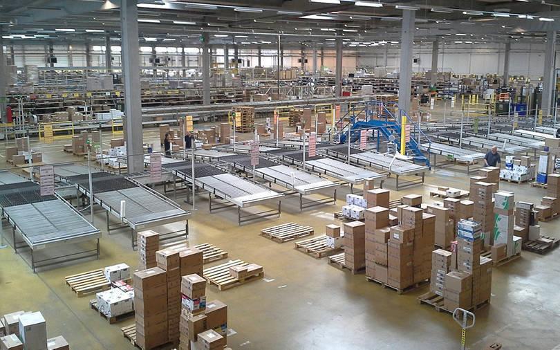 GreyOrange adds new modular sortation system to its warehouse solutions