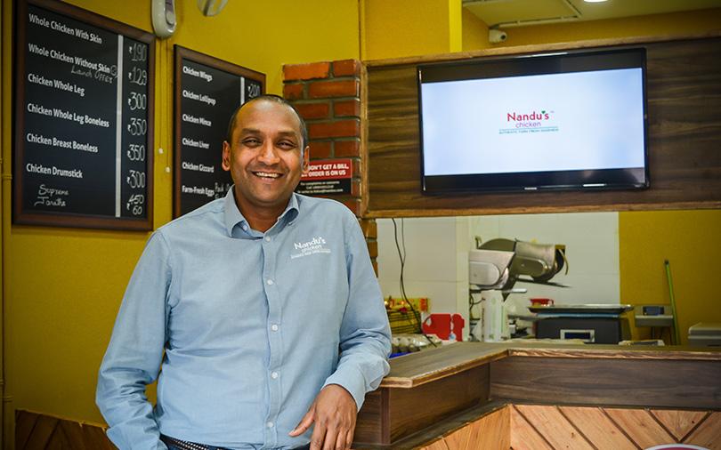 Nandu's Chicken is using analytics, blockchain to put healthier chickens on your plate