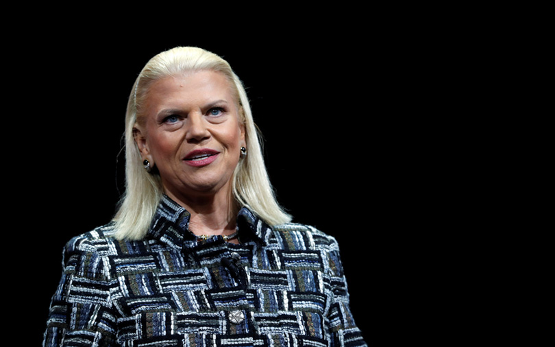 IBM's Ginni Rometty sees AI and cloud driving new business for Indian enterprises