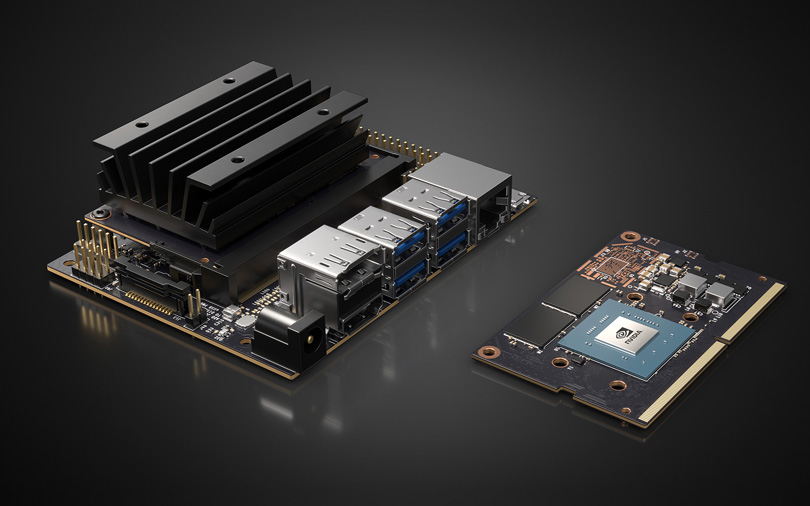 Nvidia rolls out $99 AI computer Jetson Nano, ties up with AWS on IoT