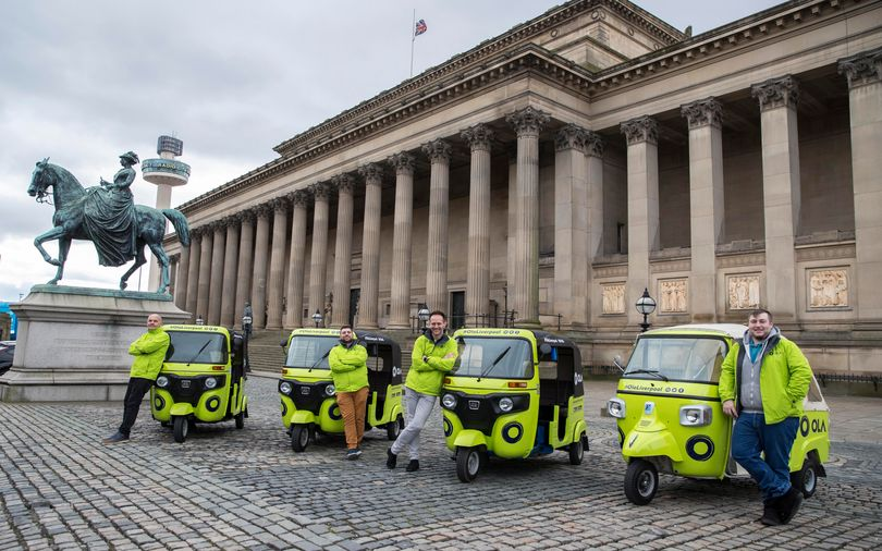 Ola drives into three more cities in Britain
