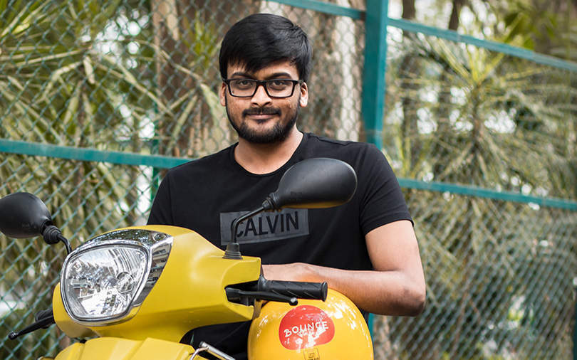 Bounce's Vivekananda Hallekere on why dockless mobility is here to stay