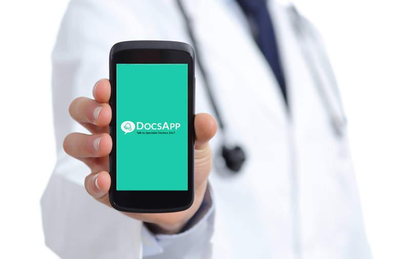 Medical consultation platform DocsApp raises $1.7 mn from InnoVen Capital