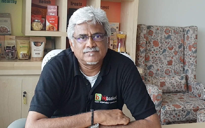 Watch: Hari Menon on making Bigbasket a consumer staple