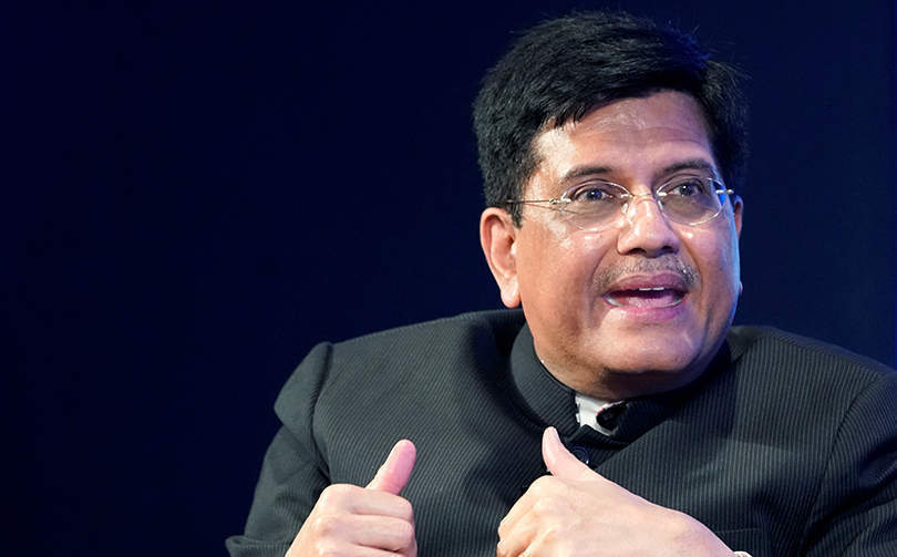 Commerce minister Piyush Goyal meets stakeholders from e-commerce, tech firms