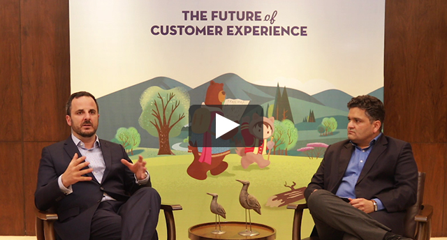 Learn how Salesforce is leveraging emerging technologies to influence the future of customer experience
