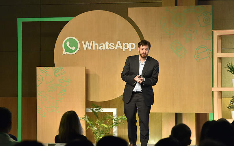 WhatsApp to launch payments operations in India this year