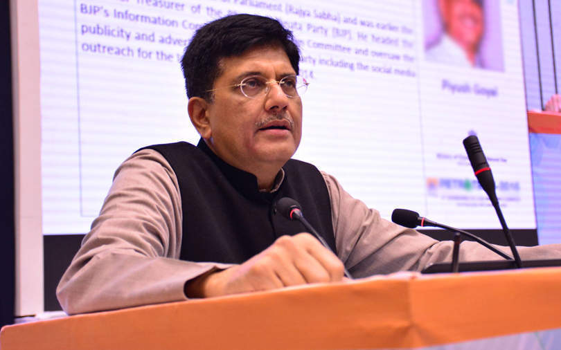 Non-tariff barriers stifling Indian IT firms in China, execs tell Piyush Goyal