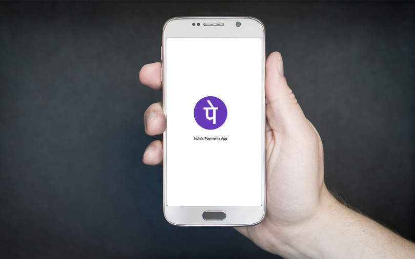 PhonePe registers 5X increase in TPV