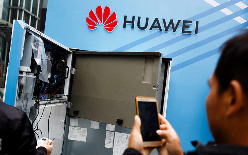 Facing threat of Android blockade, Huawei unveils own HarmonyOS