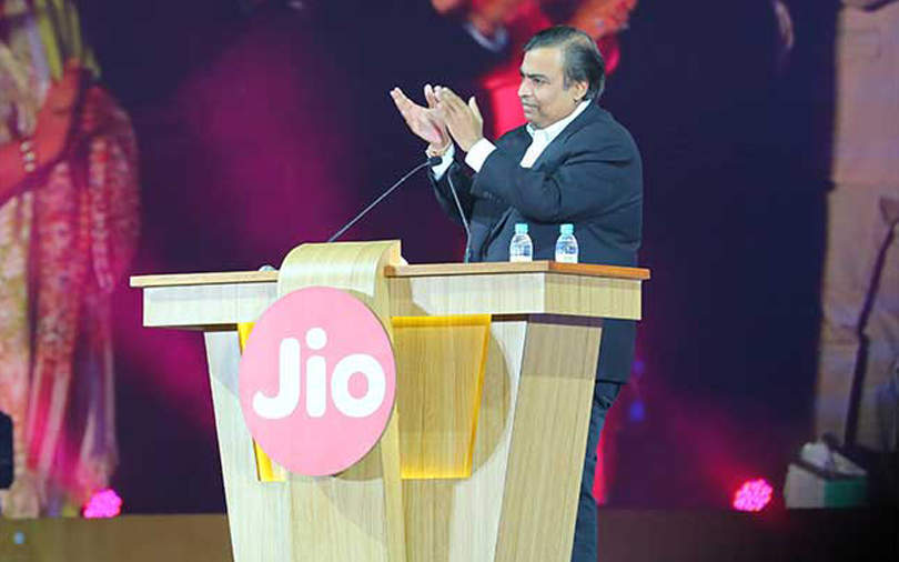 Reliance Jio targets Rs 20,000 crore opportunity for NB-IoT offering