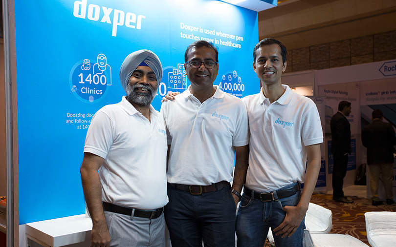 Alkemi Venture Partners leads $4 mn Series A funding in healthtech startup Doxper