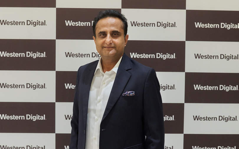 Anywhere you need storage, we have a solution: Vivek Tyagi, Western Digital