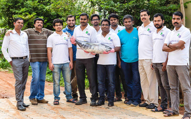 Fish and meat e-tailer FreshToHome raises $20 mn