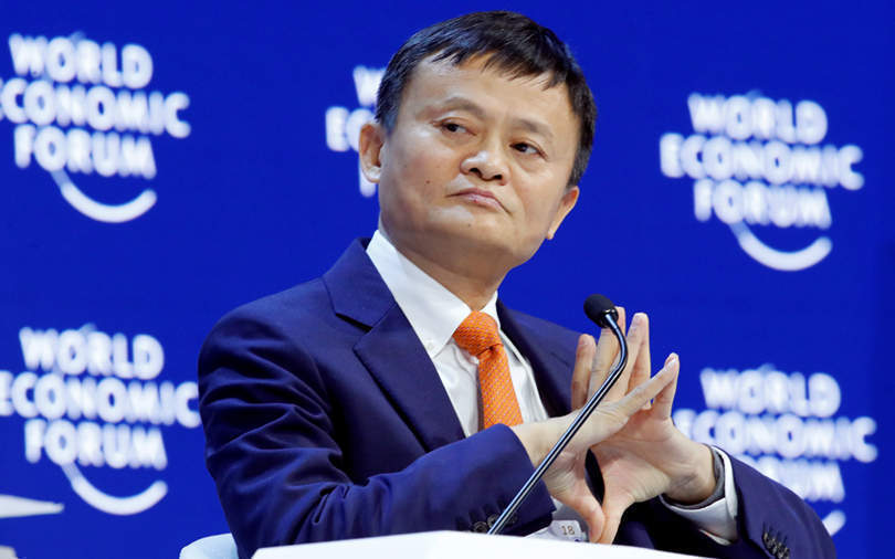Era ends at Alibaba as Jack Ma steps down