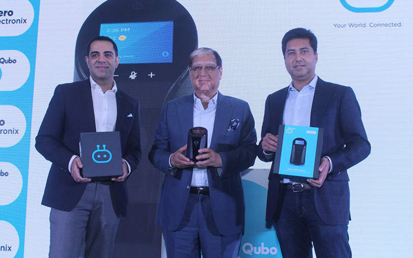 Hero Group launches AI-powered smart home products under brand Qubo