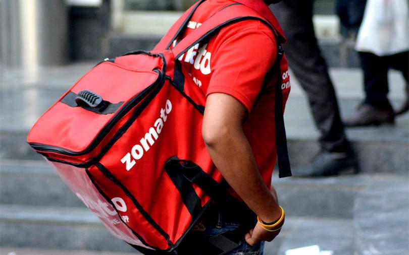 Zomato delivery personnel protest incentive cuts in Mumbai, Bengaluru