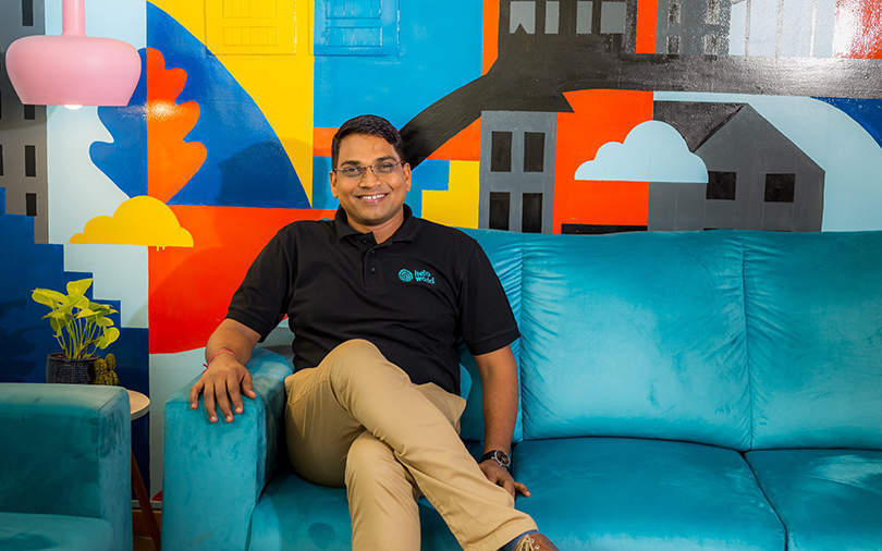 Goldman Sachs-backed Nestaway enters the co-living market with Hello World
