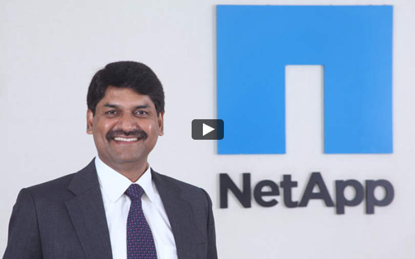 Data is the new business capital: Anil Valluri, NetApp