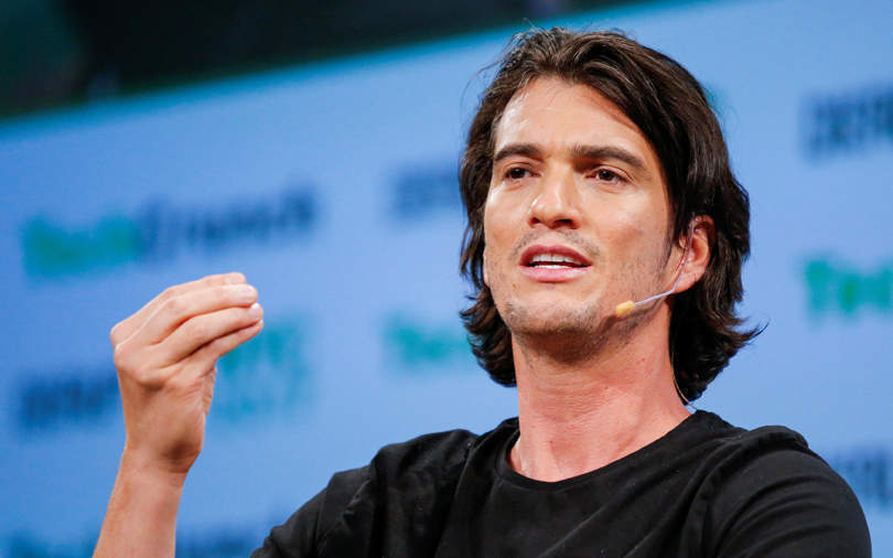 WeWork's Neumann gives in to shareholder pressure, steps down as CEO