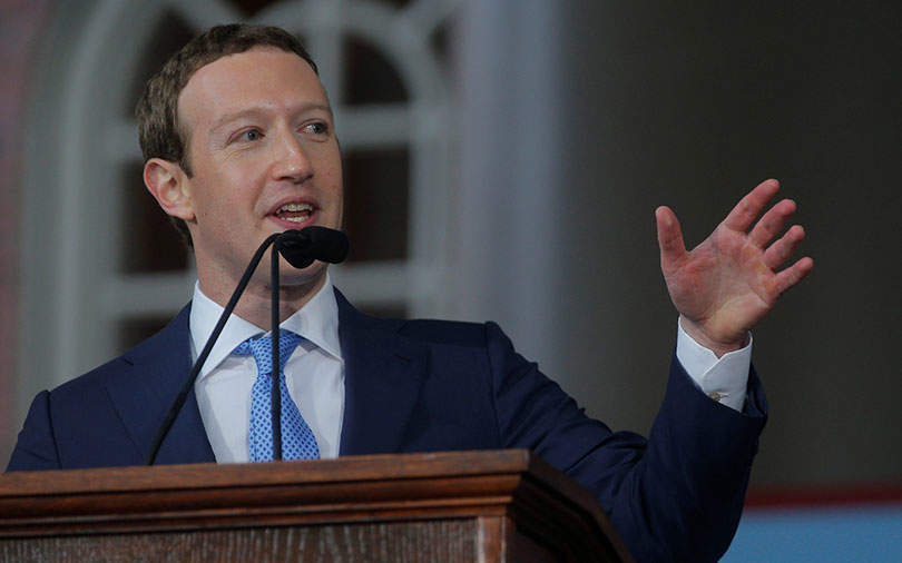 Enterprise Tech Dispatch: British parliamentary committee questions Zuckerberg over Facebook ads; Elon Musk tweets using personal satellite