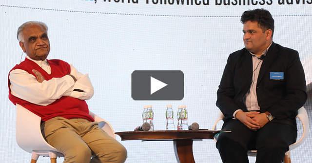 Management guru Ram Charan's take on mitigating global headwinds