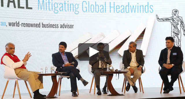 Ram Charan, business leaders on strategies to navigate a volatile business environment
