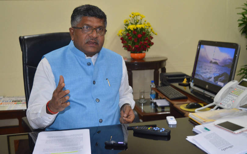 All vendors and operators can participate in 5g trials, says IT minister Ravi Shankar Prasad