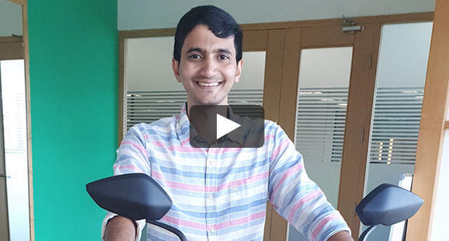 Watch: Ather Energy's Swapnil Jain on how data drives the electric scooter experience