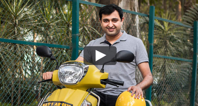 Watch: Bounce co-founder Varun Agni on how IoT, Big Data power the shared mobility platform
