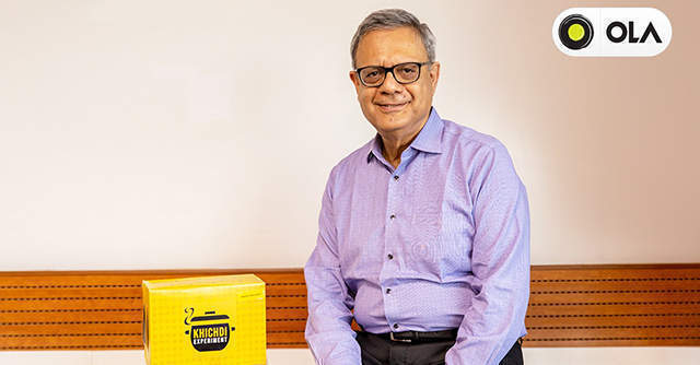 Senior FMCG exec Rajeev Bakshi joins Ola Foods