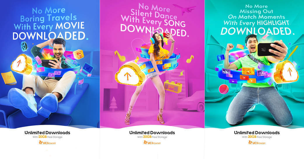 UC DRIVE ROLLS OUT in India, 20 GB FREE