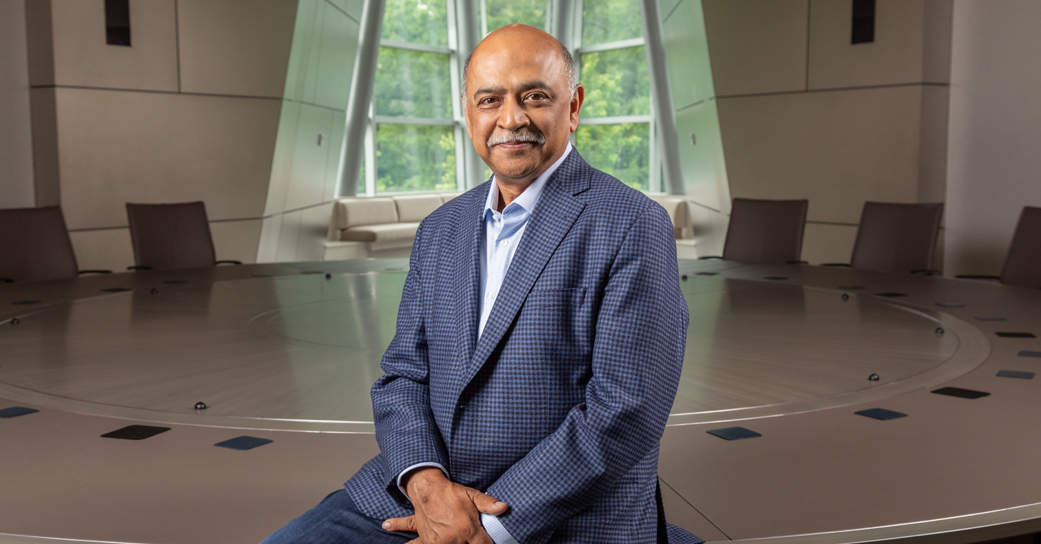 Red Hat acquisition architect Arvind Krishna to be new IBM chief