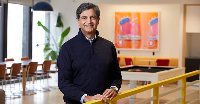 WeWork hires real estate veteran Sandeep Mathrani as CEO
