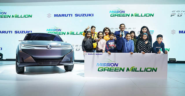 Maruti Suzuki drives into the EV market with Concept Futuro-e