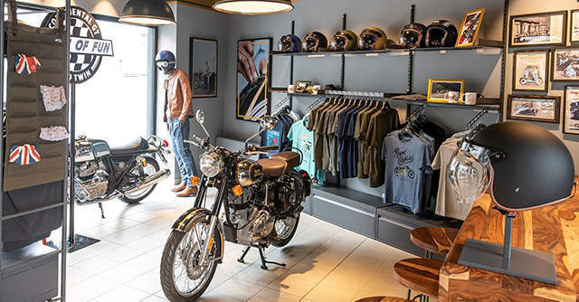 Royal Enfield uses Microsoft Dynamics 365 to create new customer experiences