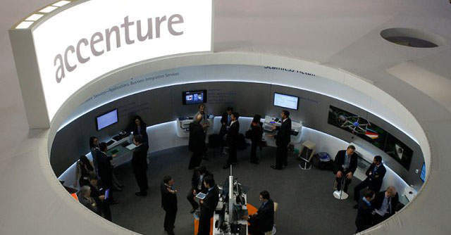 Accenture opens innovation hub in Pune