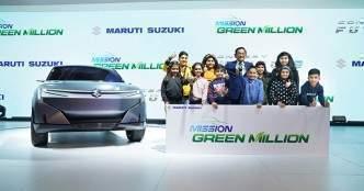 Maruti Suzuki drives into the EV market with Concept Futuro-e