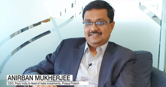 Watch: Anirban Mukherjee on the next big growth frontiers for PayU in India
