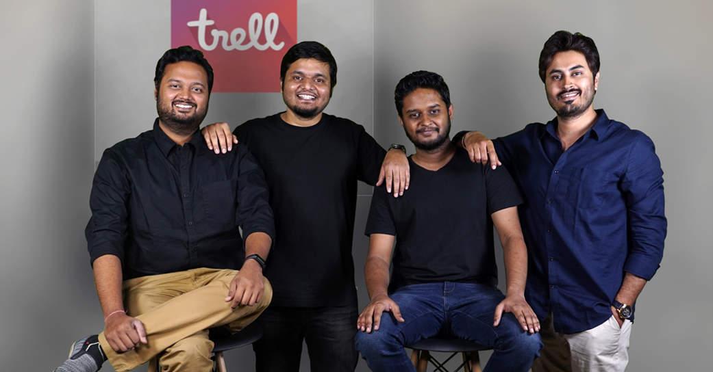 Video blogging platform Trell closes bridge round at $4 mn